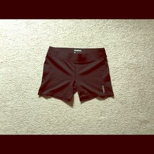 Women's Reebok Compression Shorts